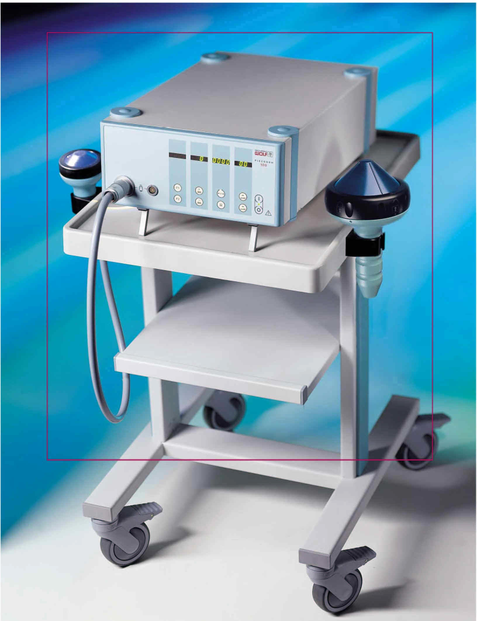shock wave therapy machine for horses